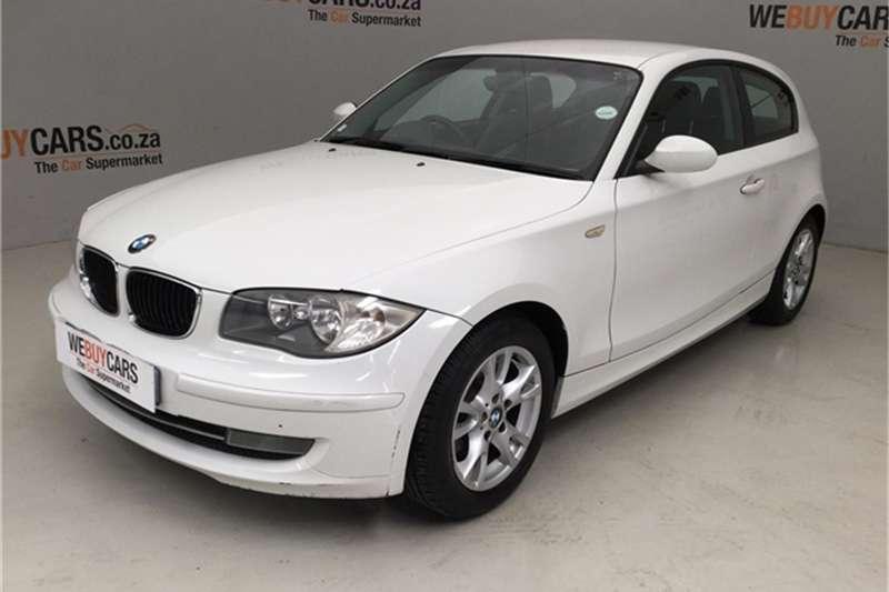 BMW 1 Series 120i 3 door steptronic 2007