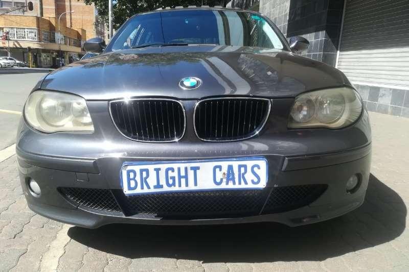 BMW 1 Series 120i 5 door 2004