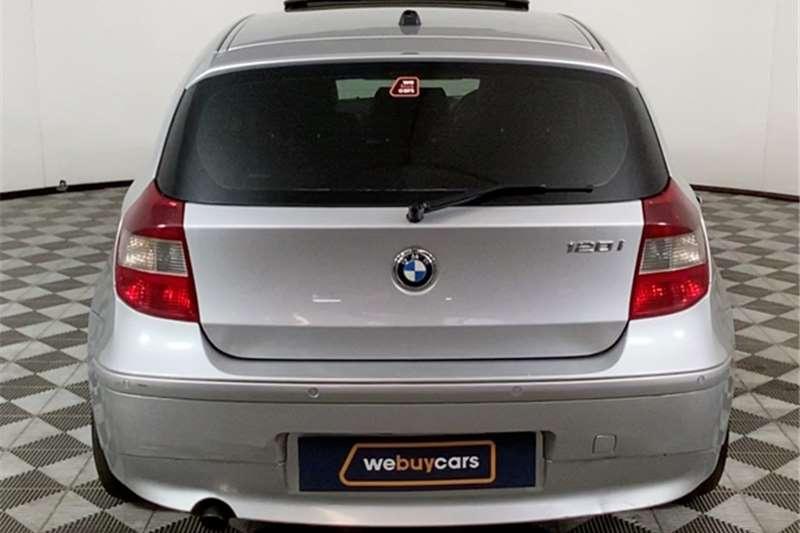 2006 BMW 1 Series 120i 5-door