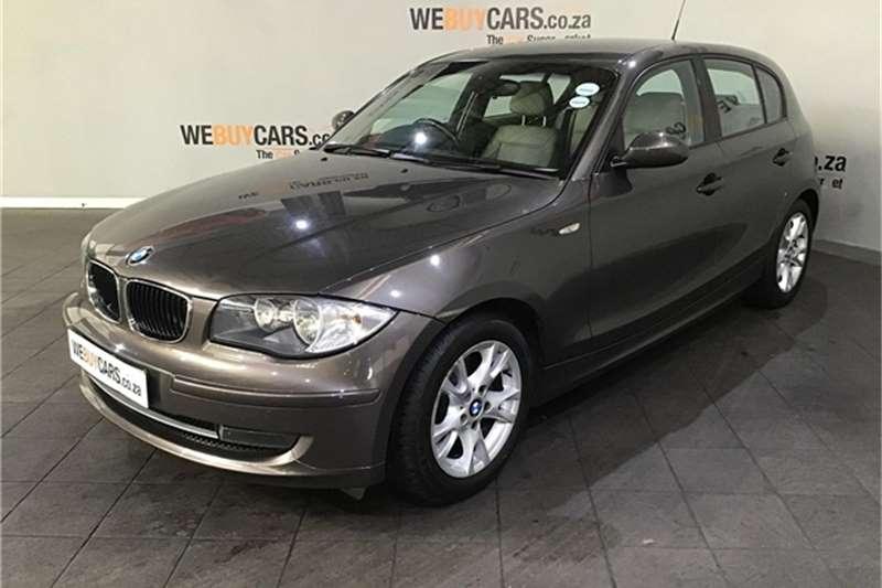BMW 1 Series 120i 5 door 2007