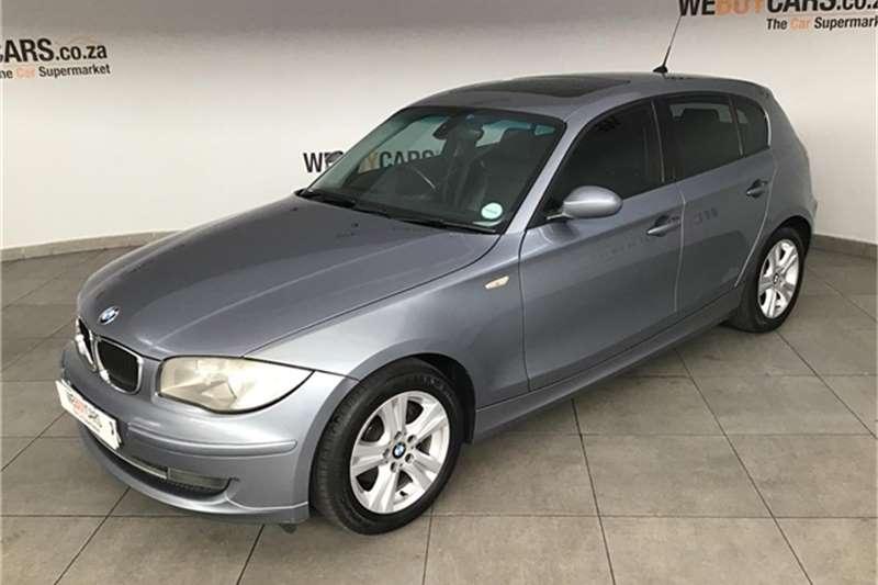 BMW 1 Series 120i 5 door 2008