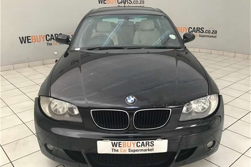 BMW 1 Series 120i 5 door 2008