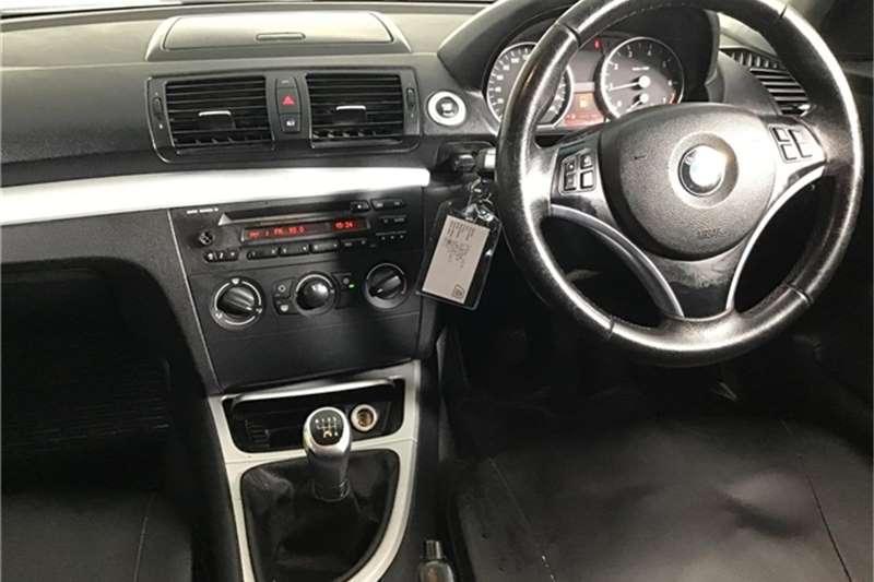 BMW 1 Series 120i 5-door 2008