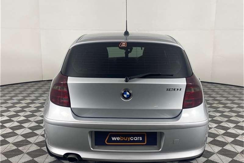 Used 2008 BMW 1 Series 120i 5 door