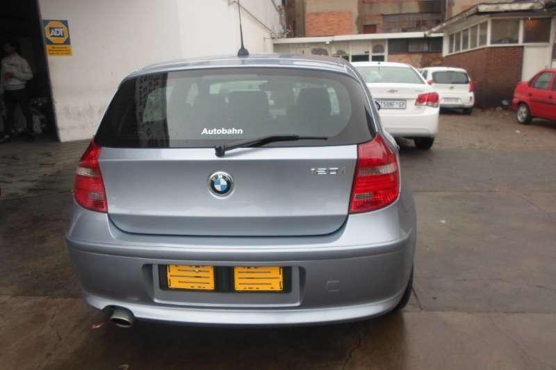 BMW 1 Series 120i 5 door 2010