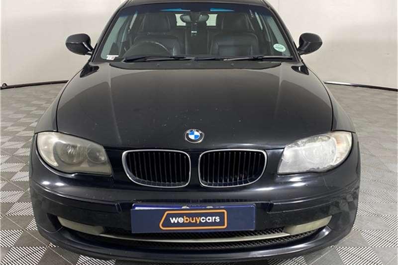 2011 BMW 1 Series 120i 5-door