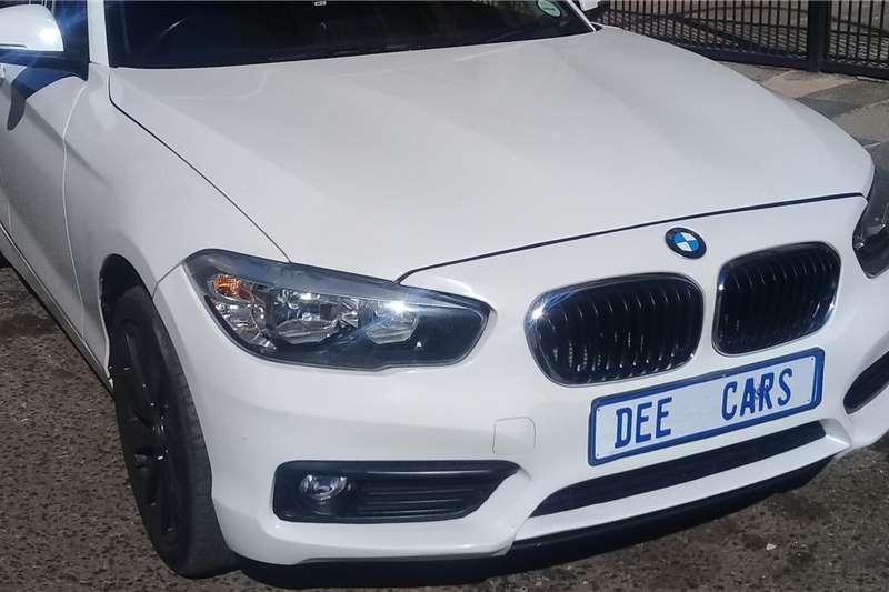 BMW 1 Series 120i 5 door 2016