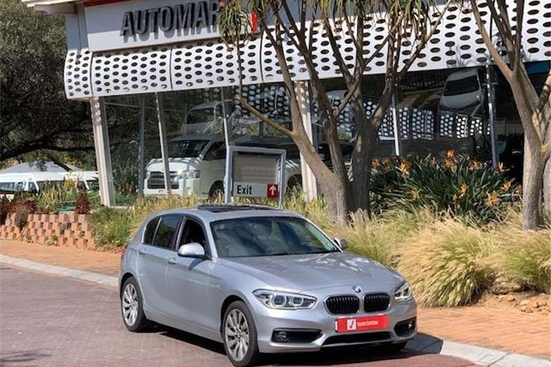 BMW 1 Series 120i 5 Door 2017