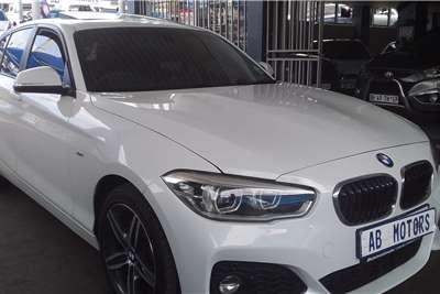 BMW 1 Series 120i 5-door 2017