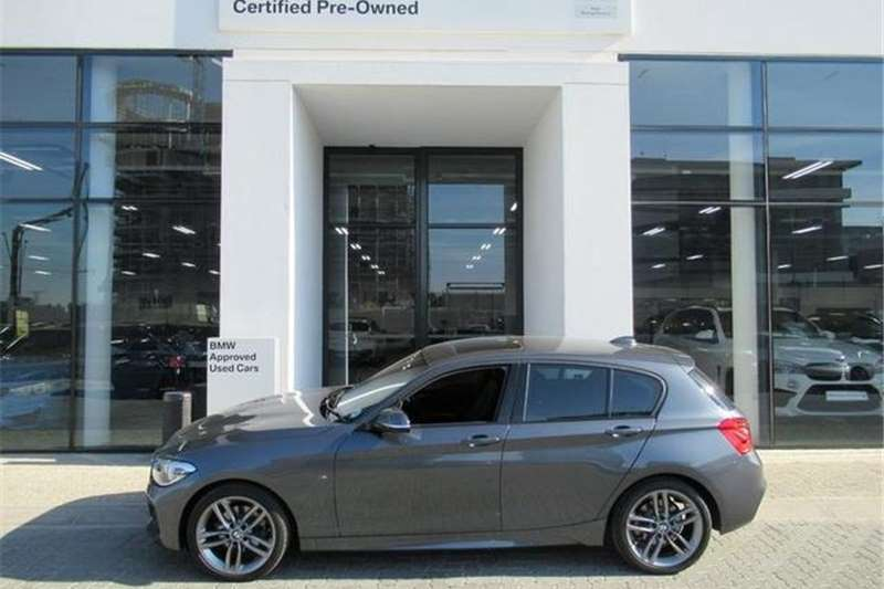 BMW 1 Series 120i 5 Door 2018