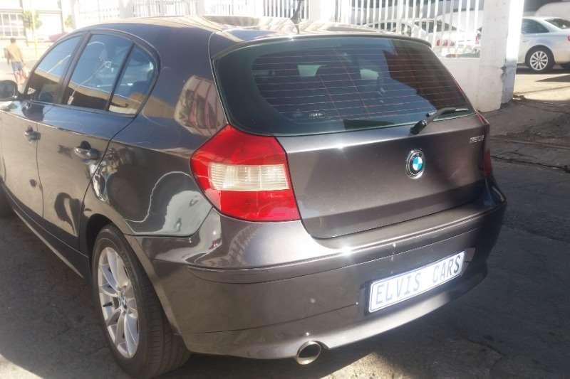 BMW 1 Series 120i 5 door auto 2004