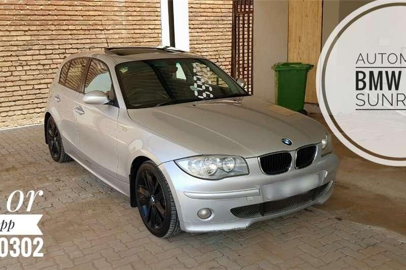 BMW 1 Series 120i 5 door auto 2006