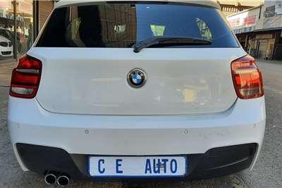 Used 2014 BMW 1 Series 120i 5 door auto