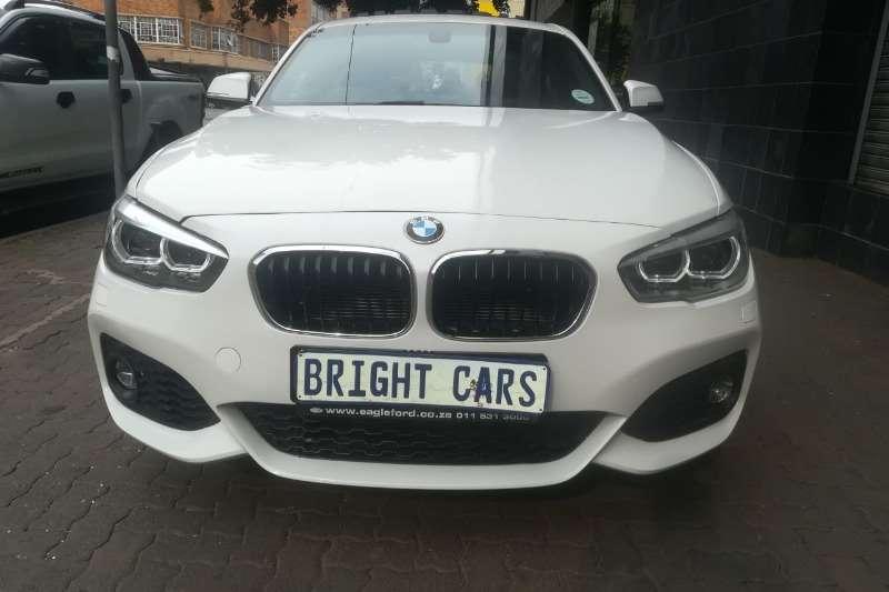 BMW 1 Series 120i 5-door auto 2015