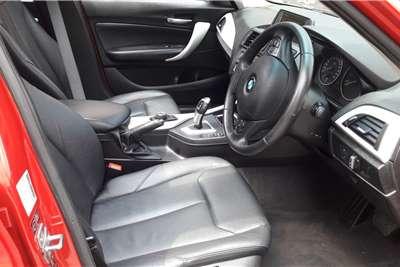 Used 2015 BMW 1 Series 120i 5 door auto