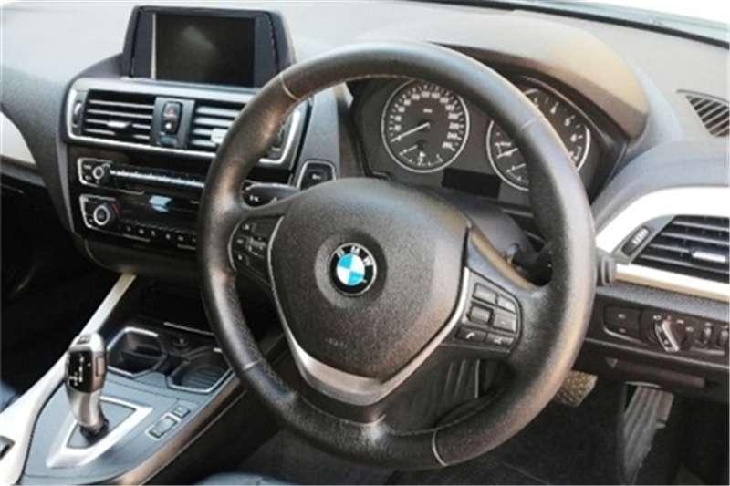 BMW 1 Series 120i 5-door auto 2016