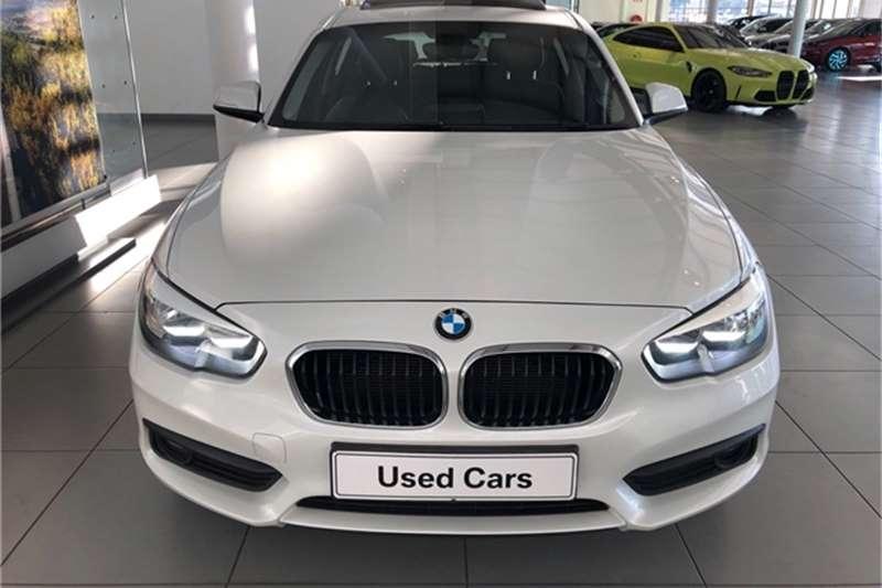 Used 2016 BMW 1 Series 120i 5 door auto