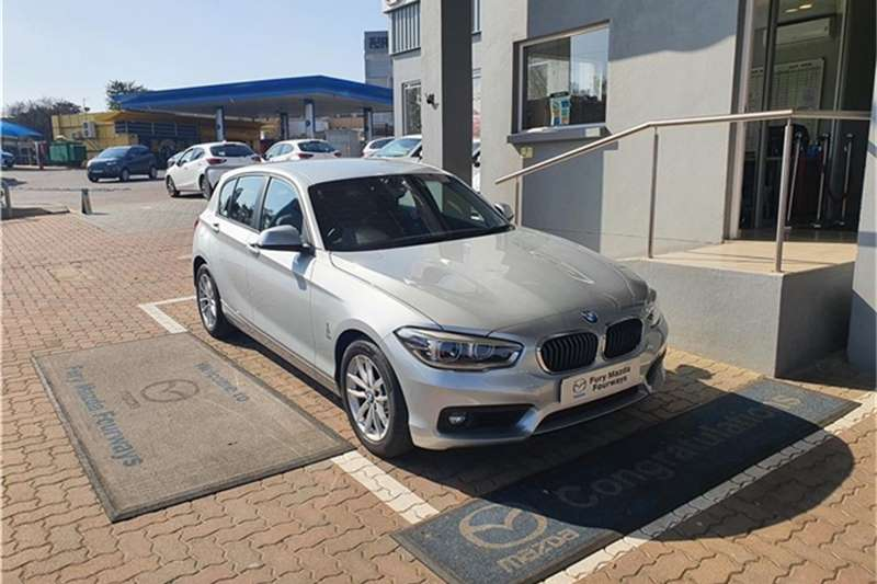 BMW 1 Series 120i 5 door auto 2017