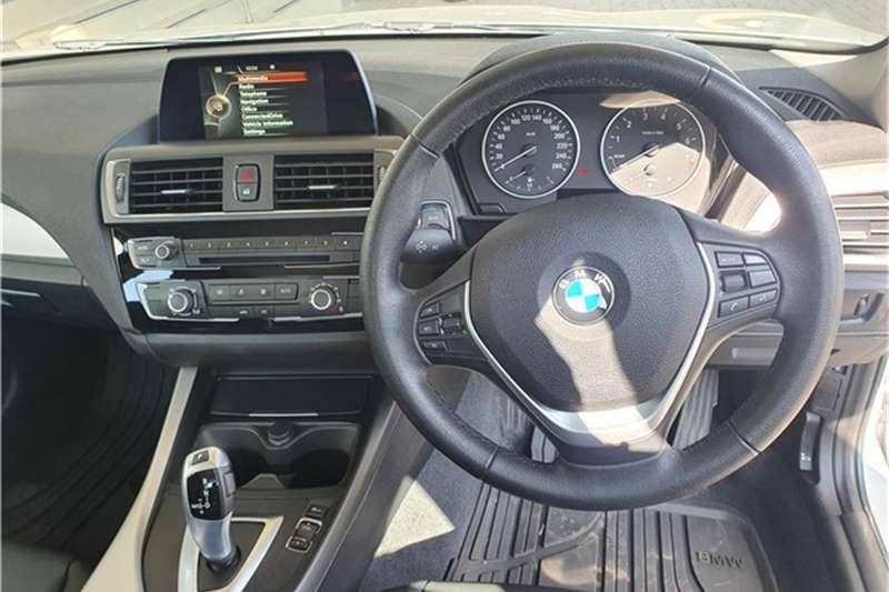 BMW 1 Series 120i 5 door auto 2017