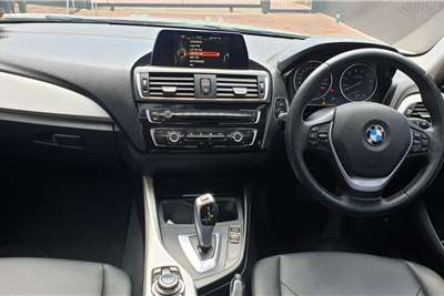Used 2017 BMW 1 Series 120i 5 door auto