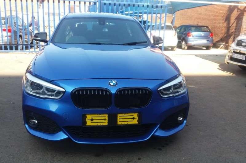 BMW 1 Series 120i 5 door auto 2018