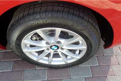 2018 BMW 1 Series 120i 5-door auto