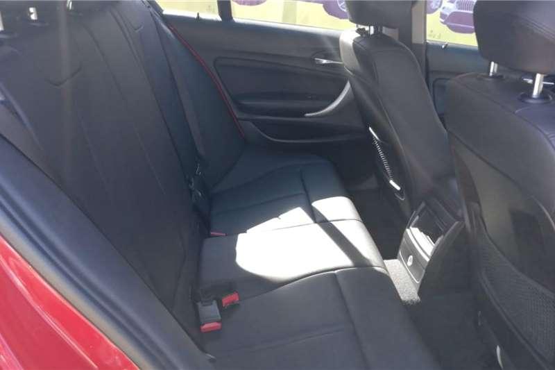 Used 2018 BMW 1 Series 120i 5 door auto