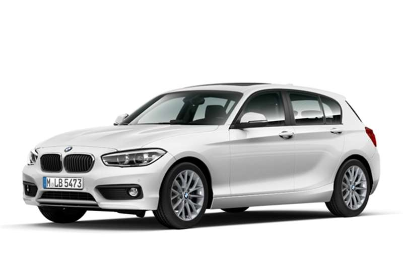 BMW 1 Series 120i 5 door auto 2019