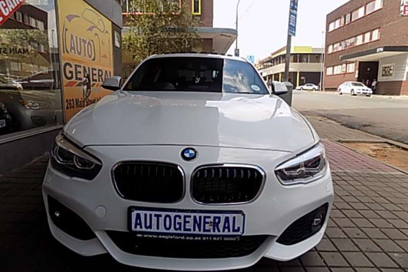 BMW 1 Series 120i 5 door Edition M Sport Shadow auto 2013