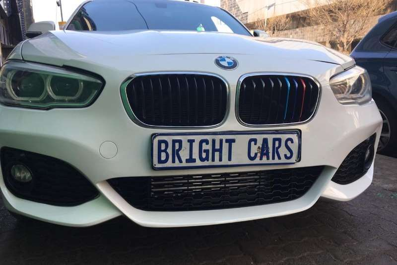 BMW 1 Series 120i 5 door Edition M Sport Shadow auto 2015