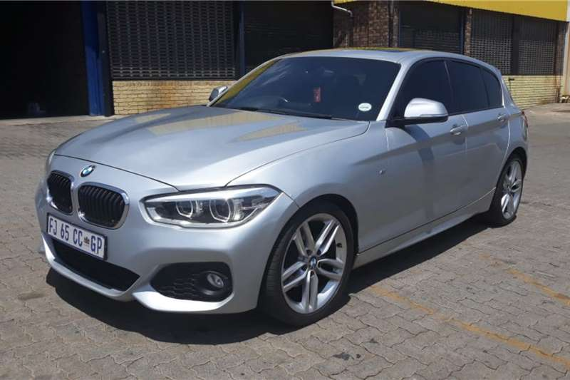 BMW 1 Series 120i 5 door Edition M Sport Shadow auto 2016
