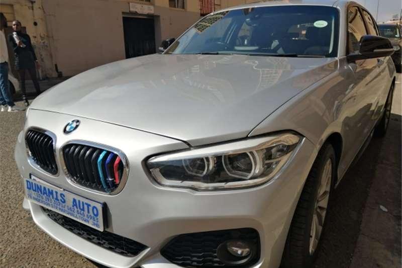 2017 BMW 1 Series 120i 5-door Edition M Sport Shadow auto