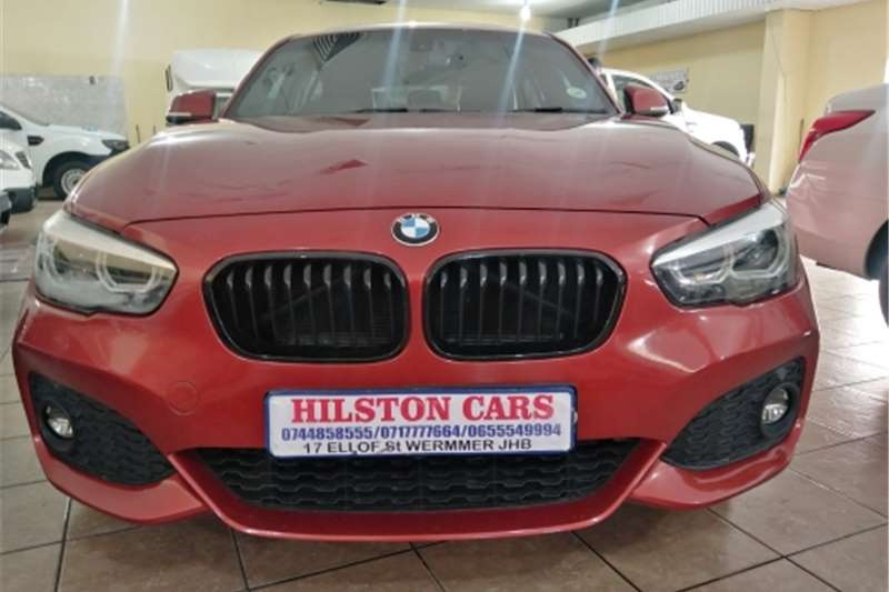 BMW 1 Series 120i 5 door Edition M Sport Shadow auto 2018