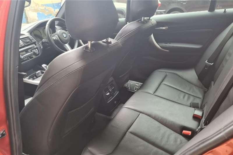 BMW 1 Series 120i 5-door Edition M Sport Shadow auto 2019