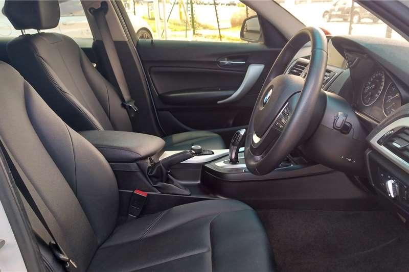 BMW 1 Series 120i 5 door Edition M Sport Shadow sports auto 2016