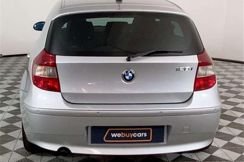 Used 2005 BMW 1 Series 120i 5 door Exclusive