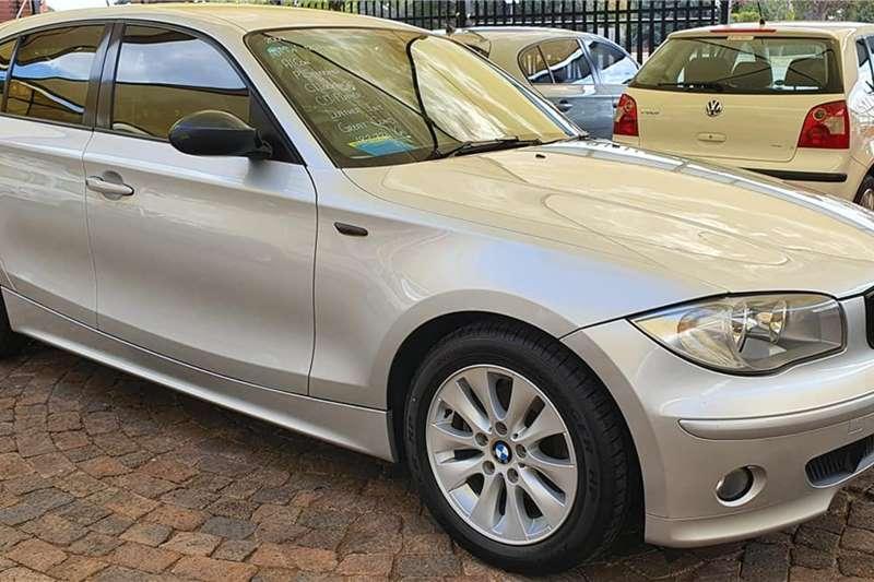 BMW 1 Series 120i 5 door M Sport 2007