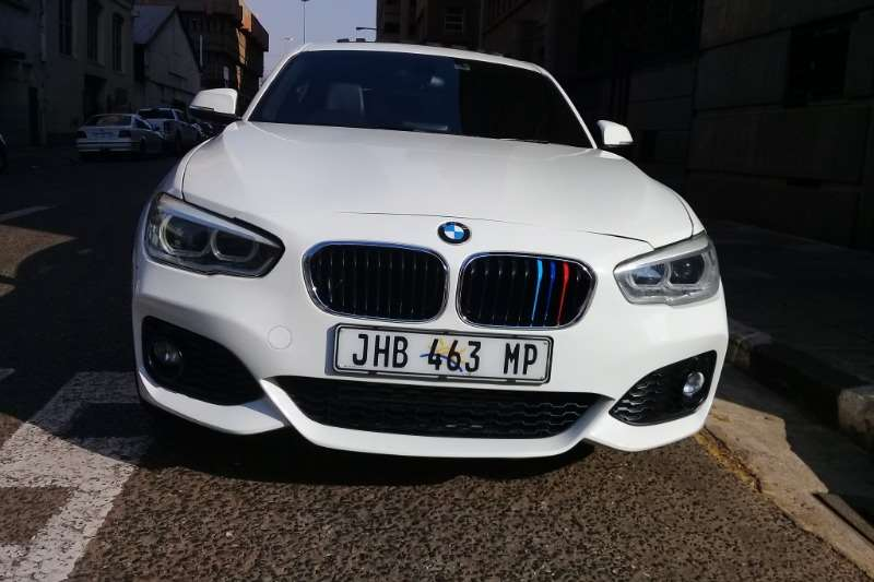 BMW 1 Series 120i 5 door M Sport 2015