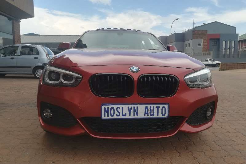 BMW 1 Series 120i 5 door M Sport 2018