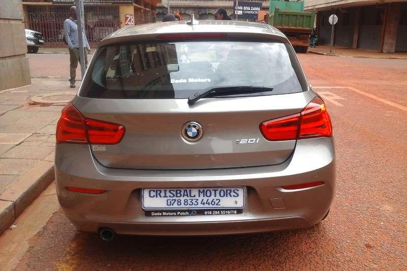 Used 2018 BMW 1 Series 120i 5 door M Sport