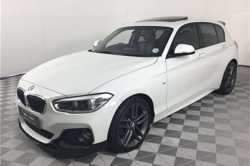 BMW 1 Series 120i 5-door M Sport auto 2015