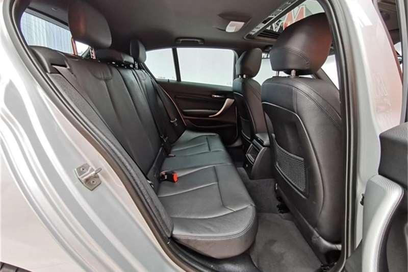 BMW 1 Series 120i 5 door M Sport auto 2015