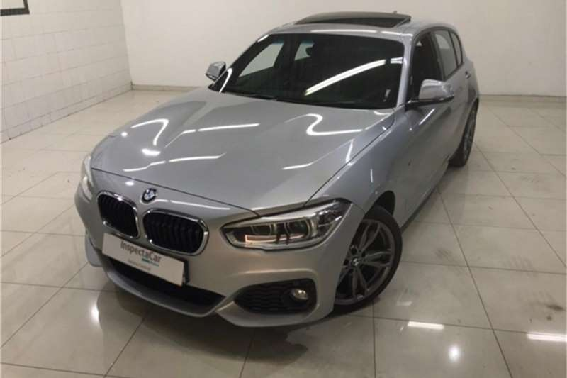 BMW 1 Series 120i 5 Door M Sport Auto 2016