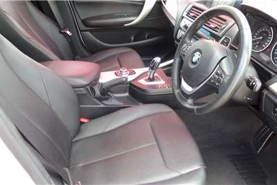 2017 BMW 1 Series 120i 5-door M Sport auto