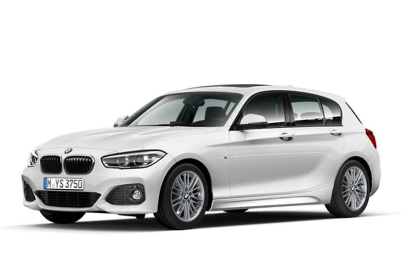 BMW 1 Series 120i 5 door M Sport auto 2018