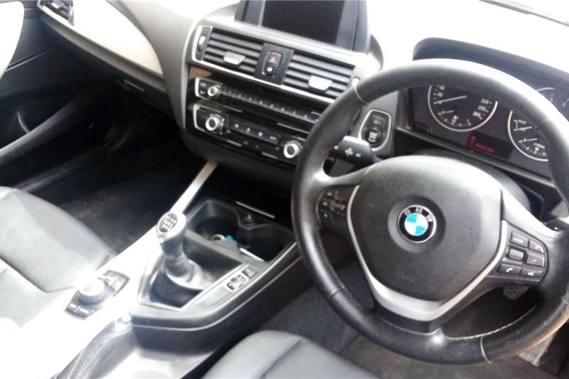 Used 2018 BMW 1 Series 120i 5 door M Sport auto