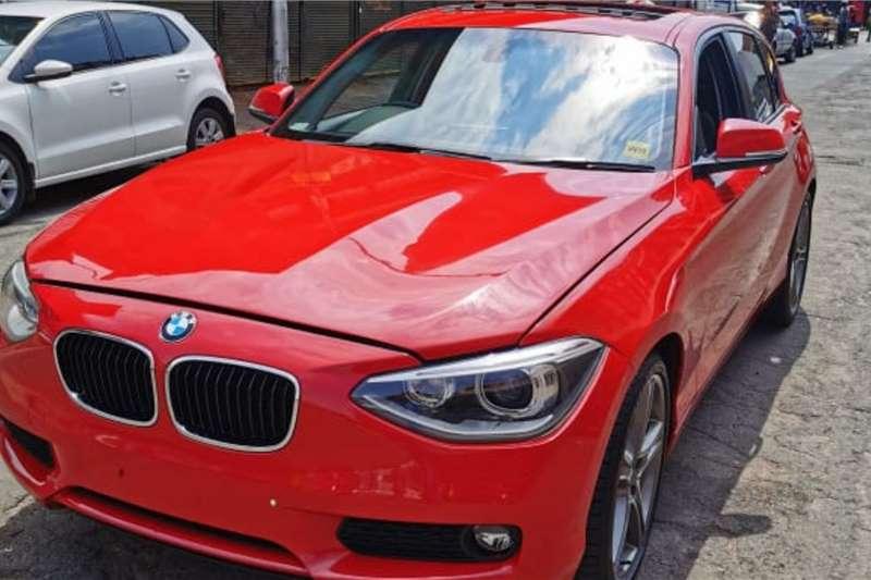 BMW 1 Series 120i 5 door M Sport sports auto 2015