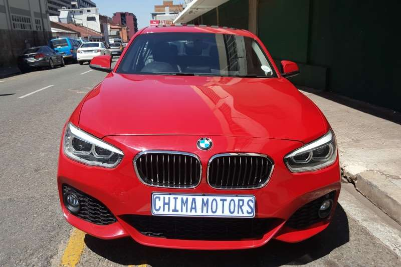 BMW 1 Series 120i 5 door M Sport steptronic 2016