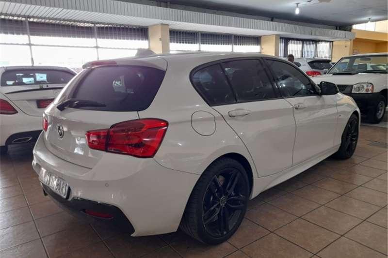 Used 2016 BMW 1 Series 120i 5 door M Sport steptronic