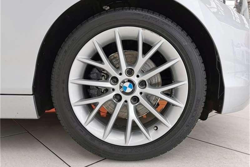 BMW 1 Series 120i 5-door Sport auto 2016